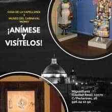 Explora Miguelturra: Una iniciativa para conocer mejor el Museo del Carnaval y la Casa de la Capellanía