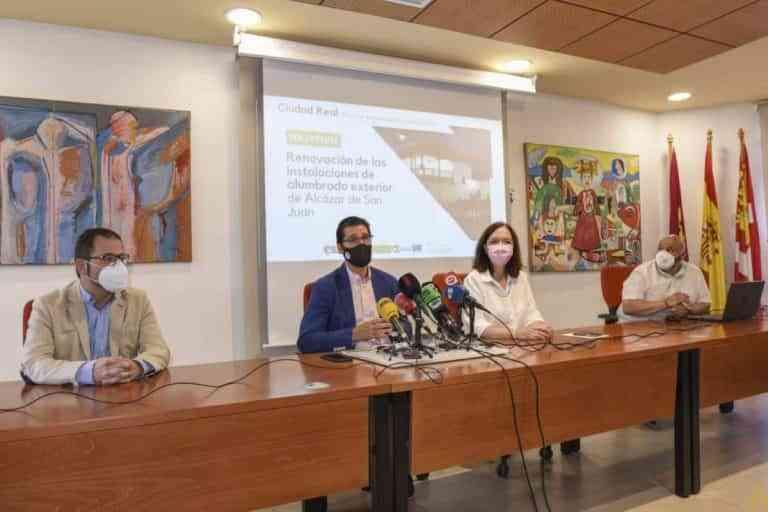 Renovarán el alumbrado exterior de Alcázar de San Juan con una inversión de 1,8 millones de euros