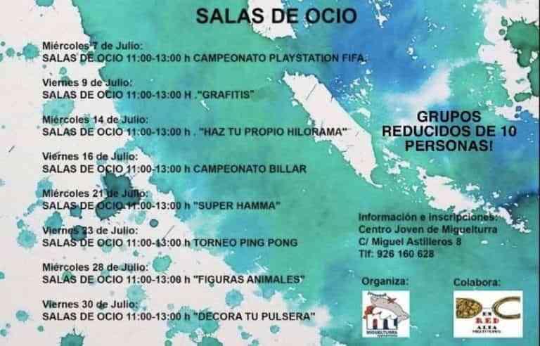 Taller de grafitis gratis en el Centro Joven de Miguelturra el viernes 9 de julio