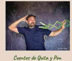 «Cuentos de Quita y Pon» este sábado en la Biblioteca Pública Municipal Lope de Vega de Manzanares